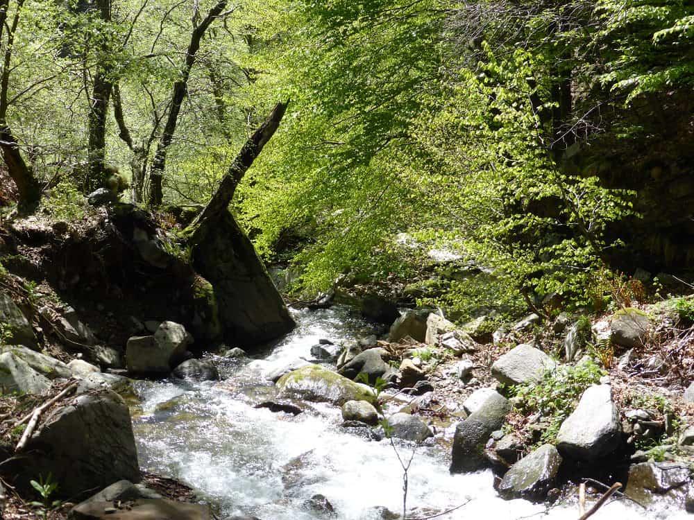 Wanderung zum Monte Ferraro.