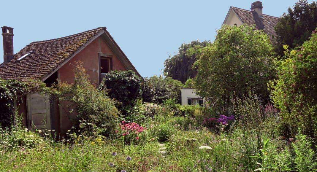 Naturnaher Garten.