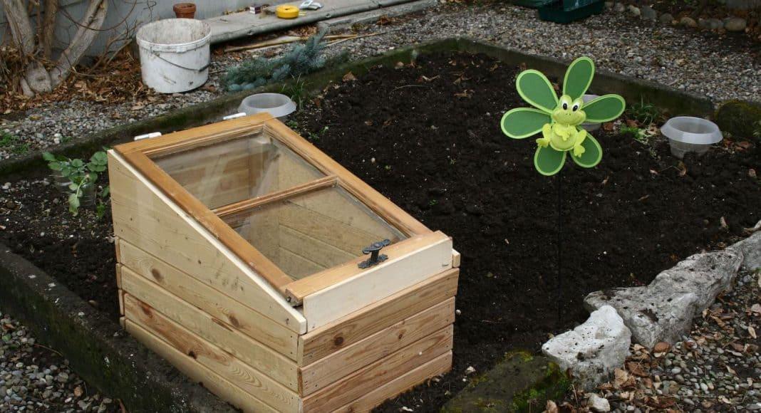 Wie Baue Ich Ein Fruhbeet Fur Den Garten Naturschutz Ch
