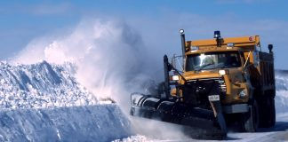 Oft wird im Winter Salzstreu eingesetzt - schlecht für die Ökologie.
