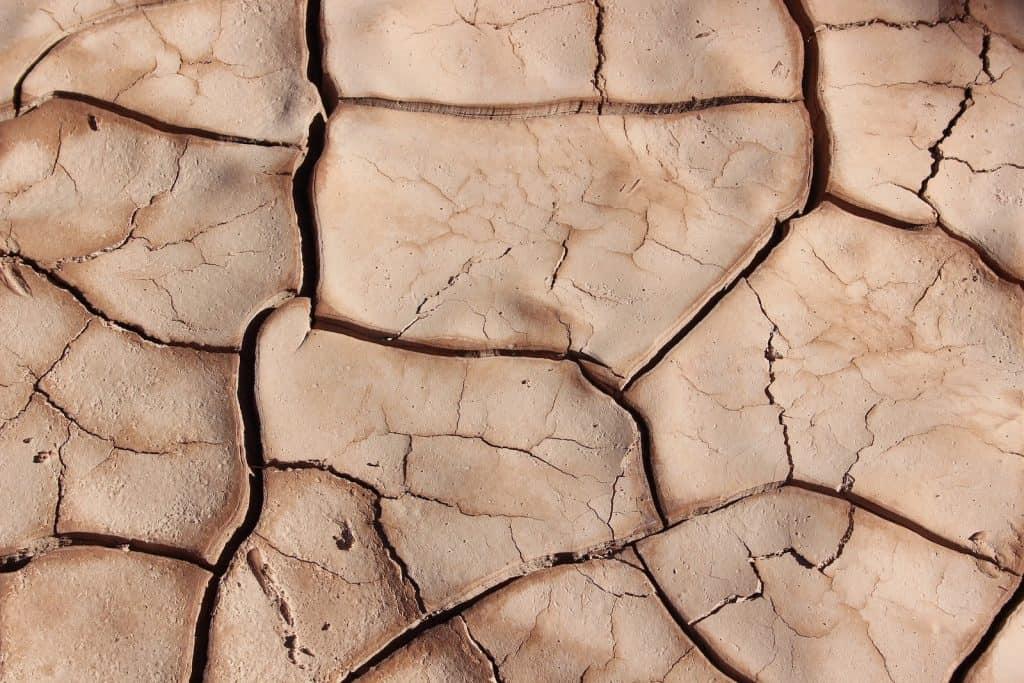 Lehm ist der Grundstoff für eine Styropor Alternative.