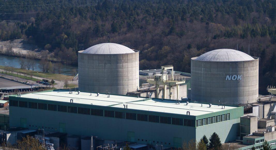 Das AKW, Atomkraftwerk, Beznau. Gefährdet es die Sicherheit der Schweiz.