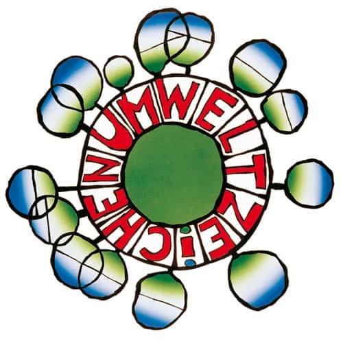 Spar Umwelt Logo.
