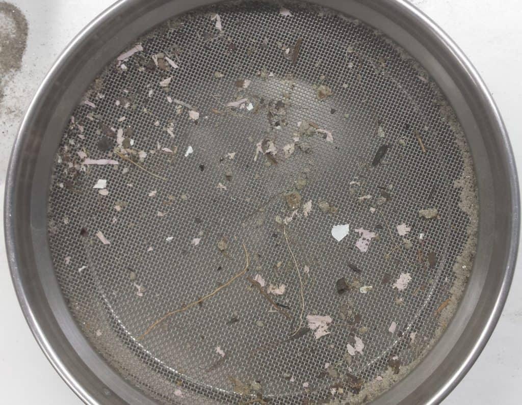 Viel Mikroplastik wurde in den Böden der Naturschutzgebiete gefunden.