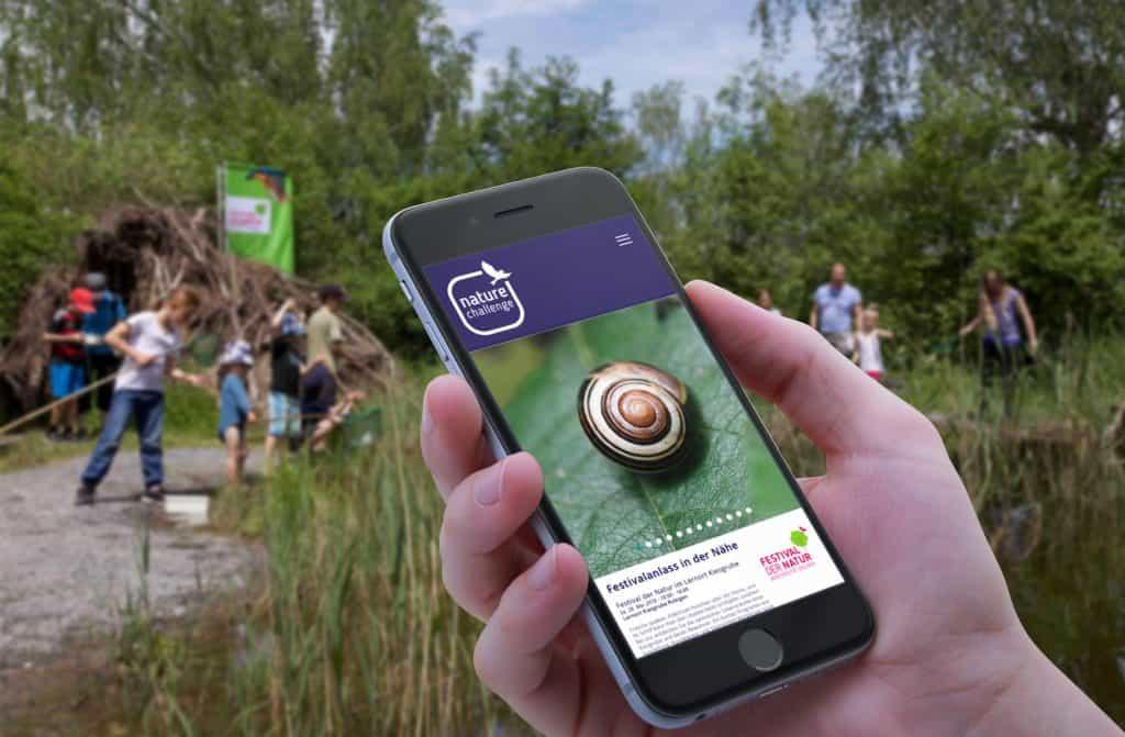 Nature Challenge App