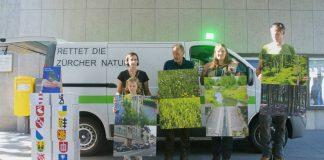 Eine Initiative für die Biodiversität und den Umweltschutz.