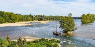 Roberto Epple setzt sich für Fliessgewässer ein, hier die Loire.