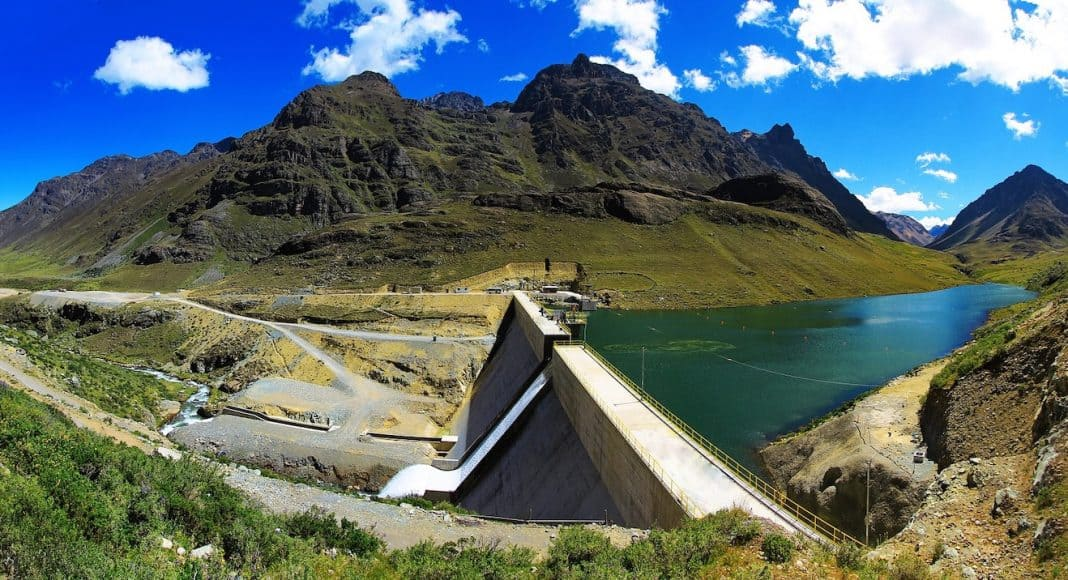 Die Zerstörung der Flüsse durch solche Wasserkraftwerke sollen aufhören.