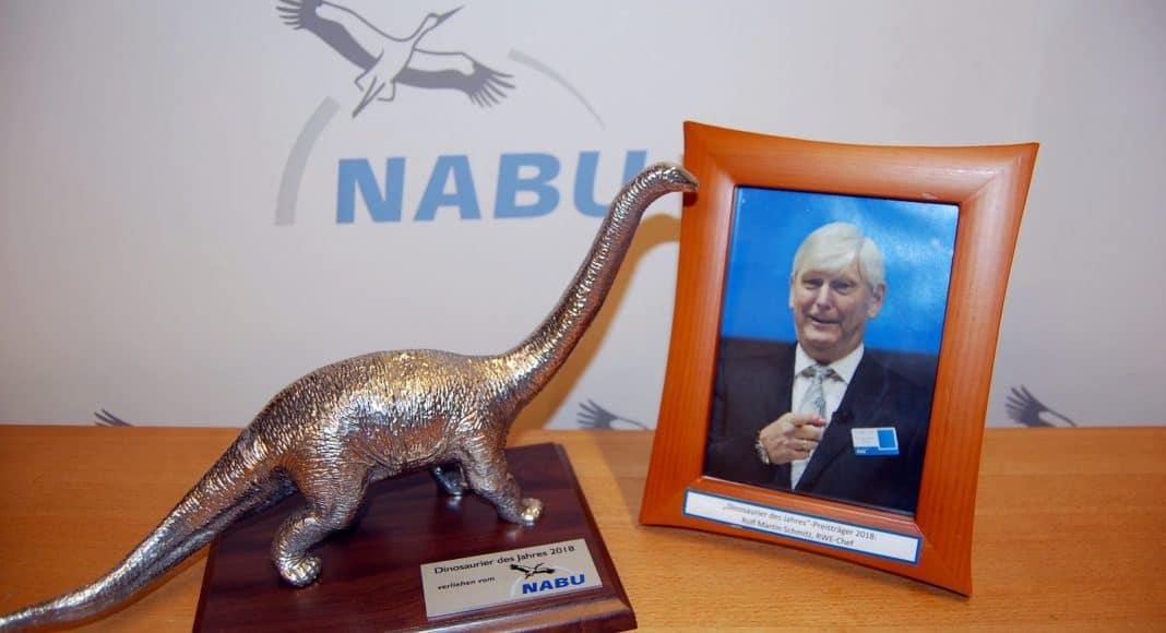 RWE-Chef Schmitz erhält Negativ-Preis 1