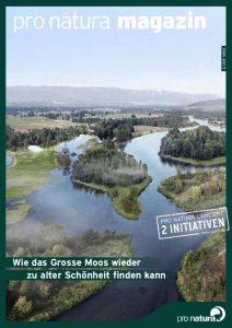 Natur Magazin Pro Natura Titelbild