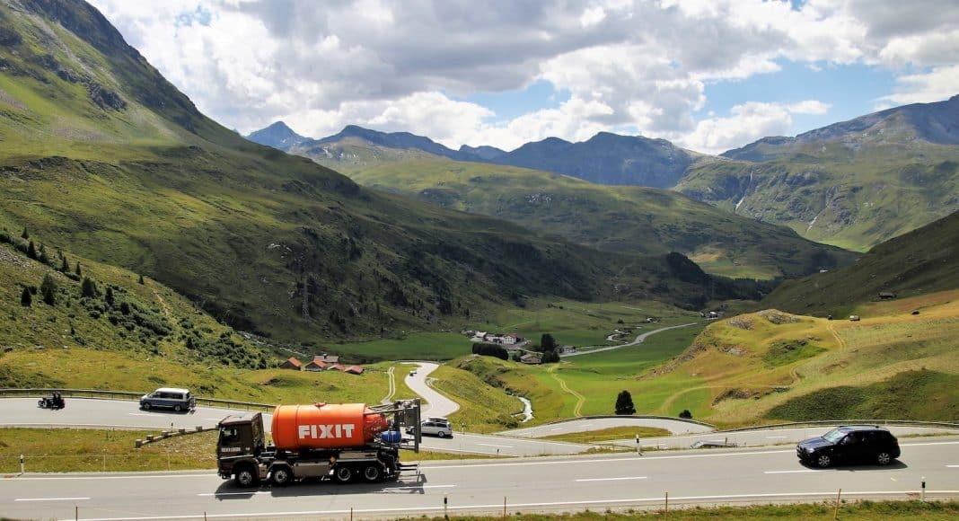 Die Alpen-Initiative kämpft für weniger Güterverkehr in den Alpen