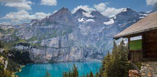 Die Gletscher-Initiative fordertt netto Null Treibhausgasemission bis 2050.