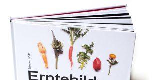 Cover des Buches Erntebilder – mit vielen Tipps für den Anbau von Gemüse, Salat und Co.