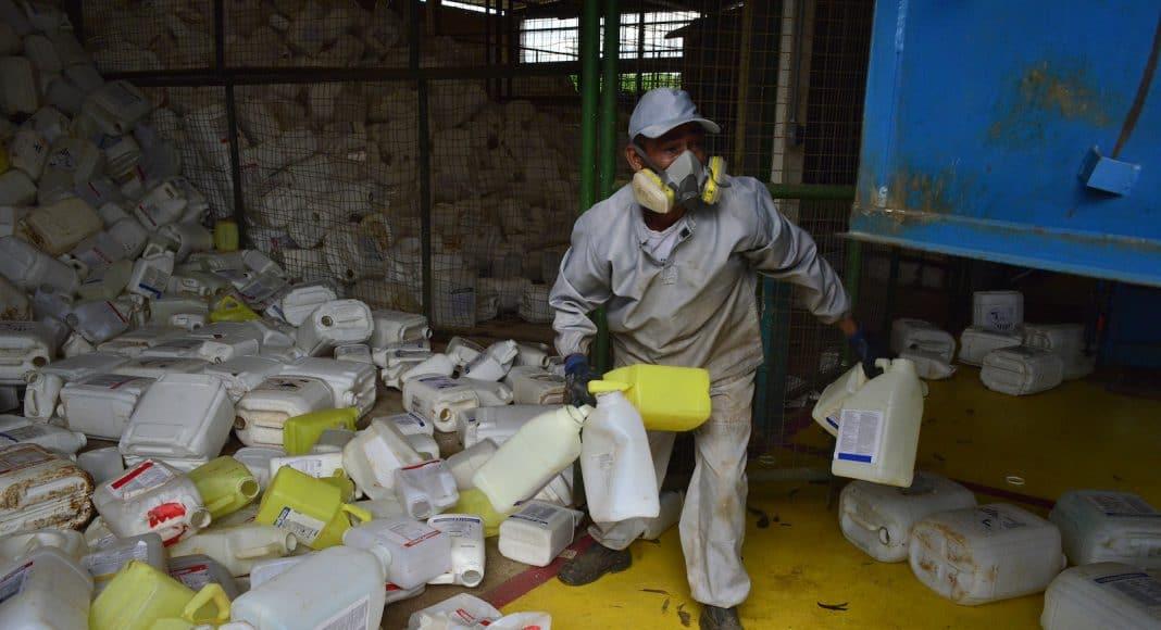 Hochgiftige Pestizide werden von Syngenta immernoch produziert und verkauft.