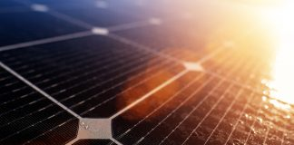 Solaranlagen auf dem Meer könnte die Zukunft sein.