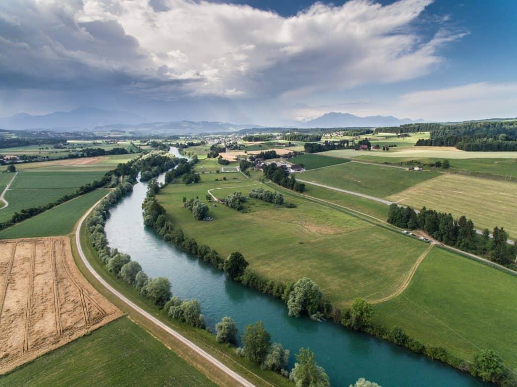 Der Fluss Reuss