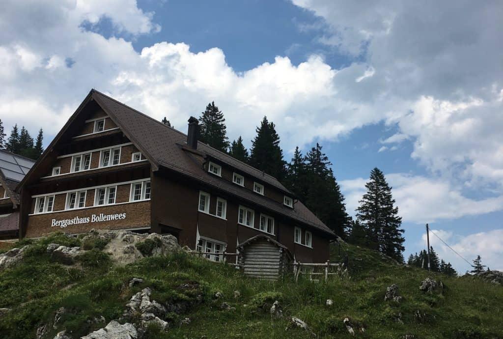 Auf der schönsten Wanderroute durchs Appenzell 2