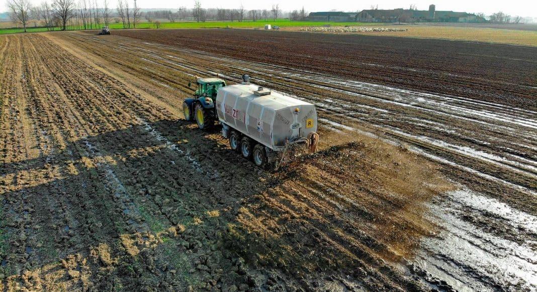 Dünger und Pestizide verunreinigen das Grundwasser 1