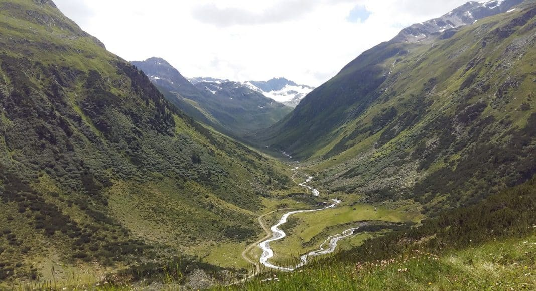 Naturschutzgebiet in der Schweiz