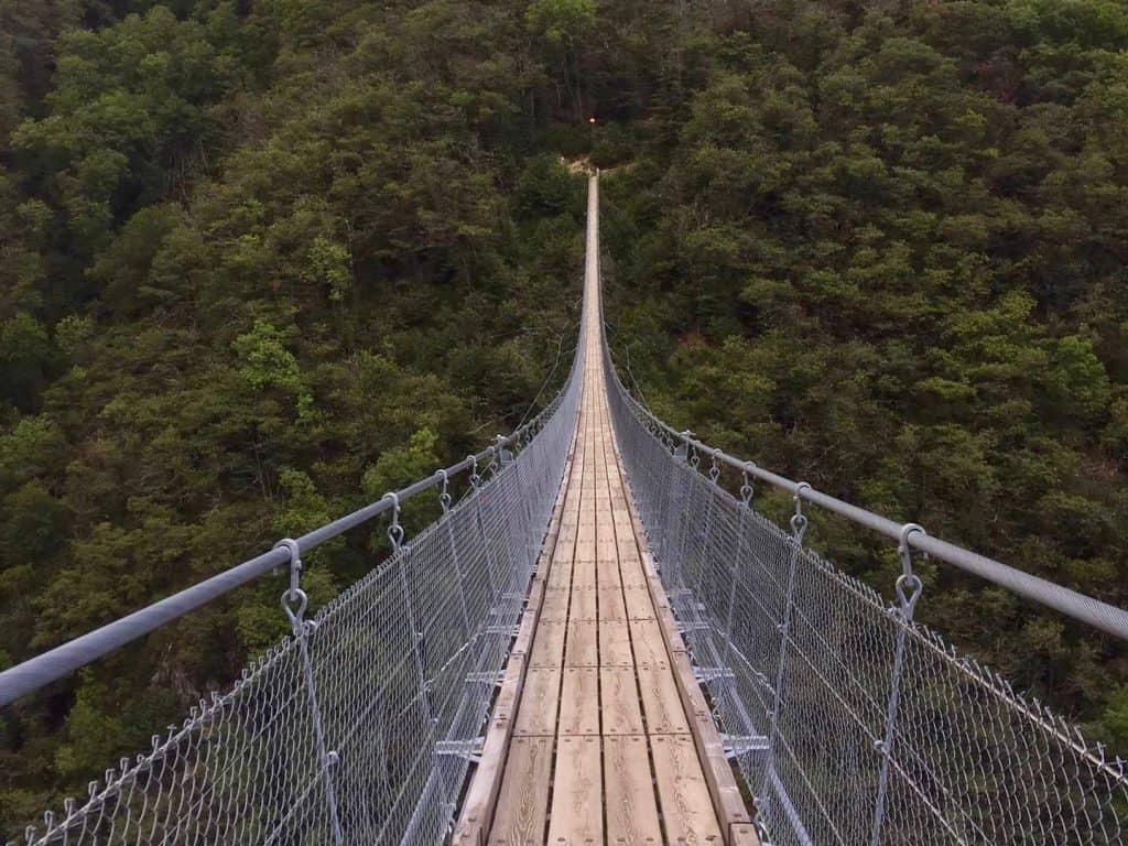 Tibetische Brücke