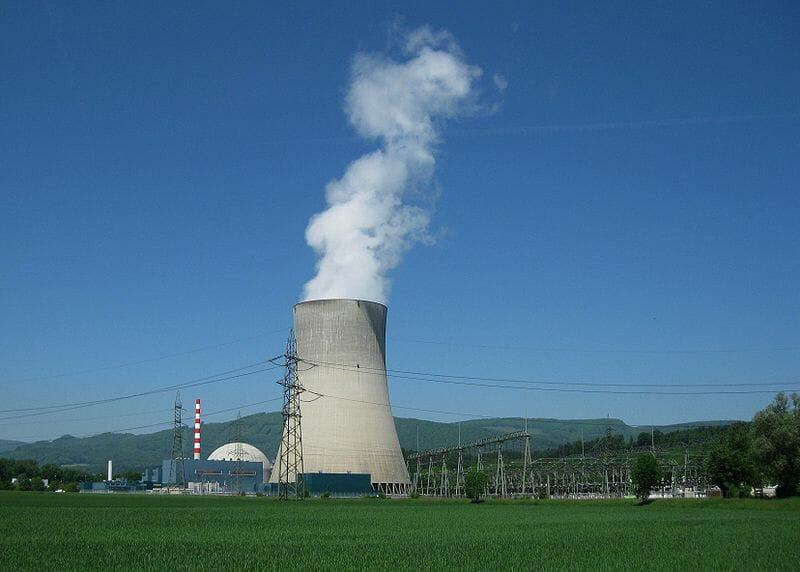 Atomkraftwerk Gösgen