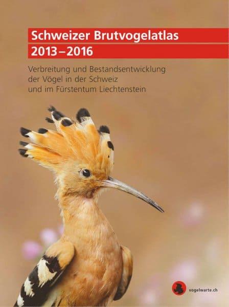 Schweizer Brutvogelatlas 2013-2016