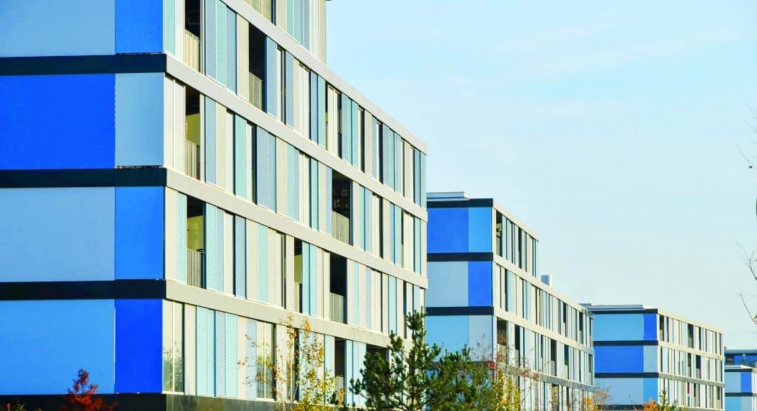 Energieeffizienter Bau in Wetzikon