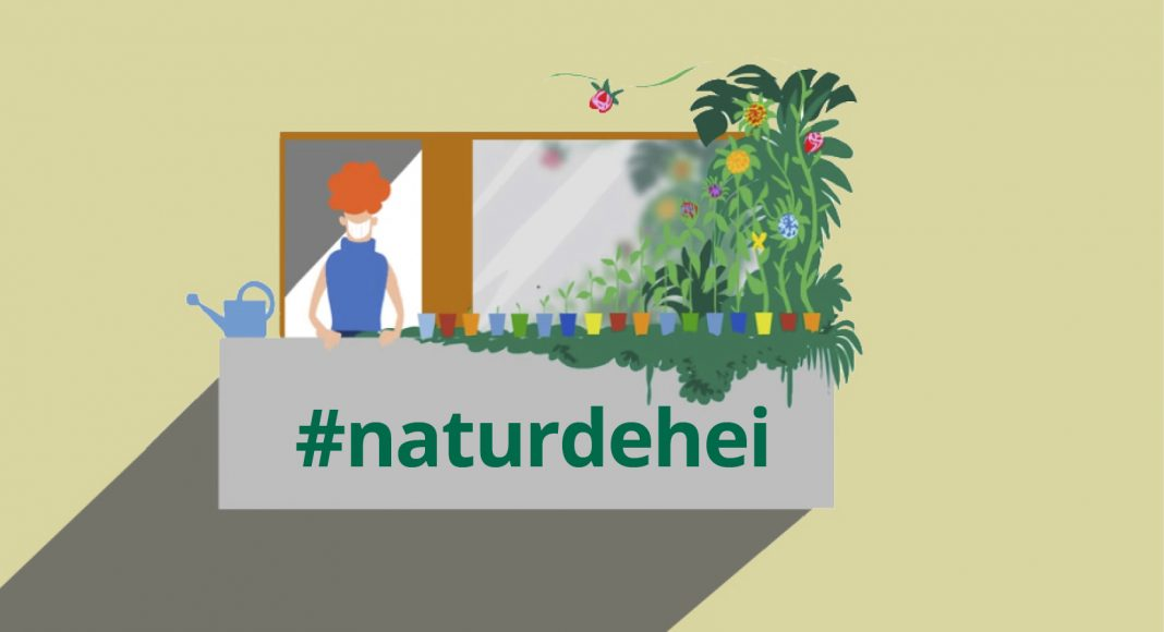Logo-Bild Aktion #naturdehei