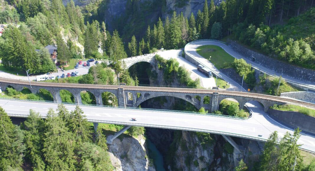 Unter dem Namen «Aventura Alvra» ist zwischen den Solisbrücken und der Staumauer eine neue touristische Nutzung geplant.