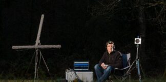 Holger Goerlitz misst Ultraschalllaute
