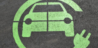 Logo Elektroauto