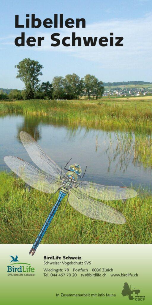Der neue Feldführer für Libellen