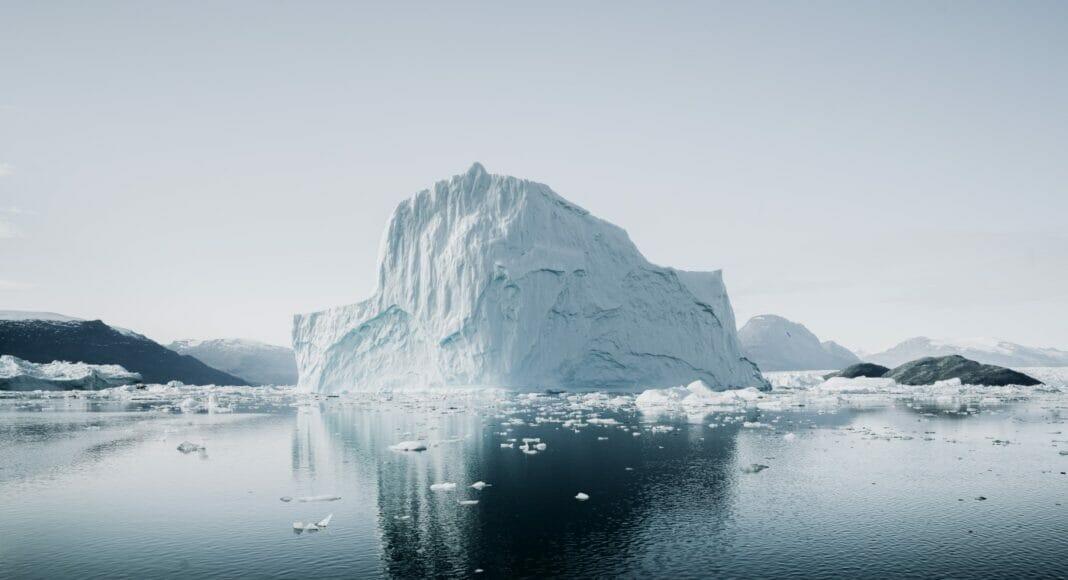Eisberg in Grönland