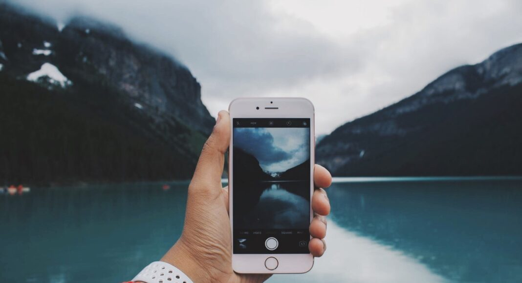 Die Natur fortografieren mit dem iPhone