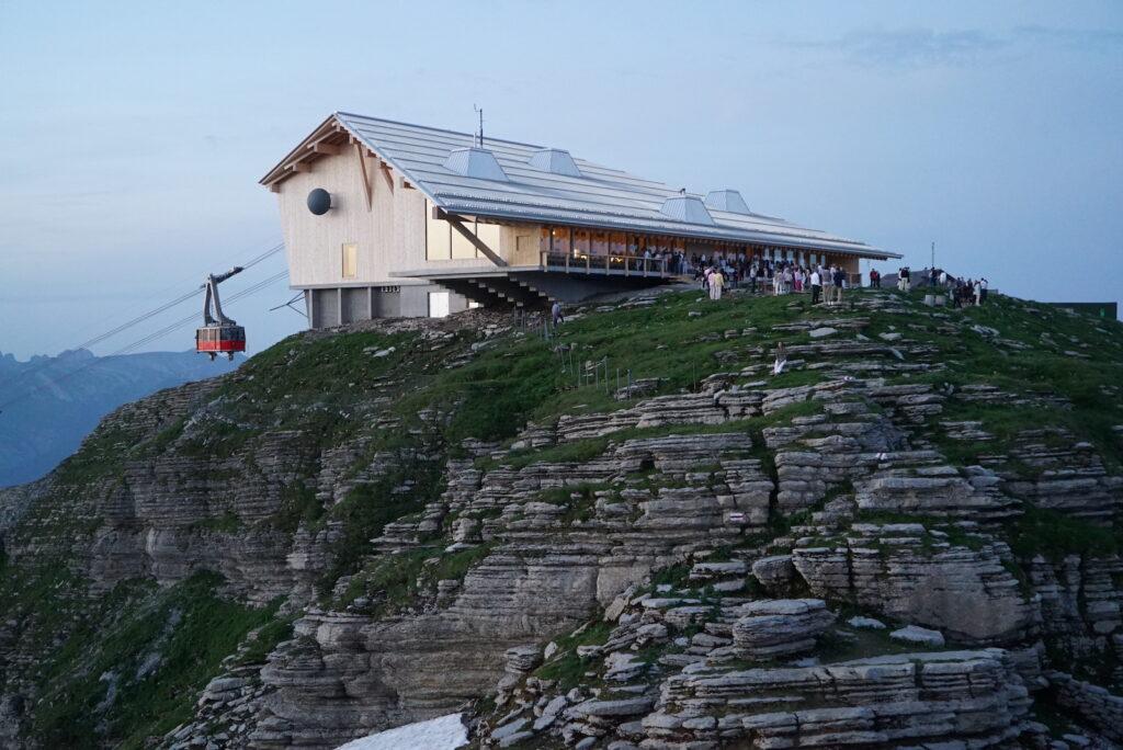 Chäserrugg Gipfelgebäude
