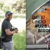 Für sein neues Buch «Urban Birding» war der Londoner Ornithologe David Lindo auch in der Stadt Zürich unterwegs. © Kosmos Verlag