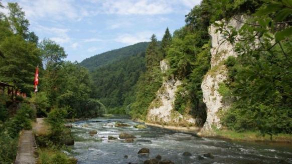 Die Doubs. Der Heimatort der in des Schweiz vorkommenden Roi du Doubs. | © change.org