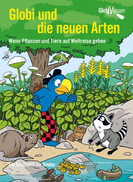 Das neue GlobiWissen Sachbuch für Kinder © Globi Verlag