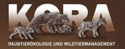 Stiftung KORA Raubtierökologie und Wildtiermanagemetn