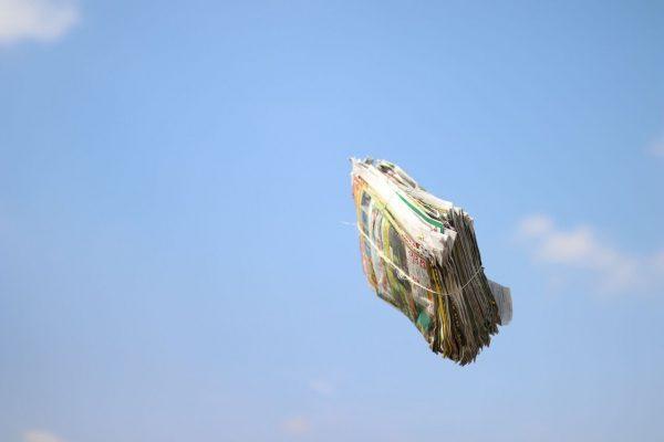 Viele Tonnen Papier werfen Schweizer jedes Jahr fort. Ein Zehntel davon ist Werbung! © Wiado